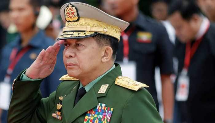 Facebook bans Myanmar army chief and other military-linked pages, admits being  'too slow' to address hate speech