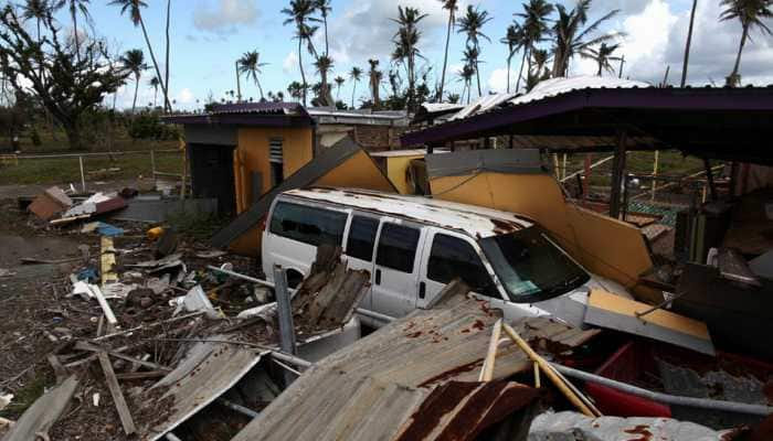 Puerto Rico's death toll from Hurricane Maria raised to nearly 3,000 from 64: Study