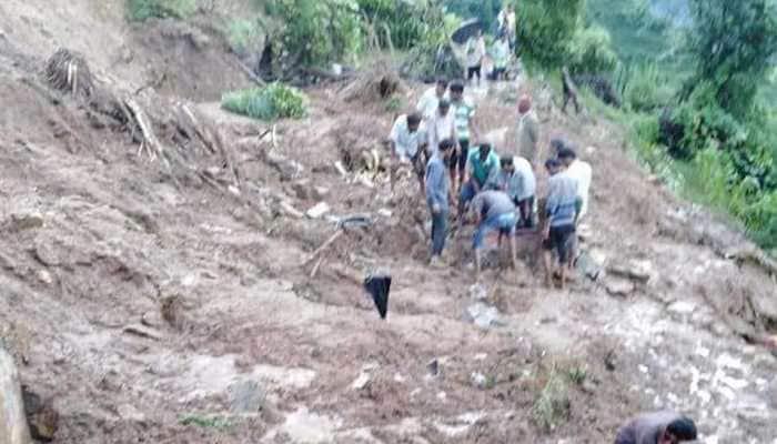 3 dead after landslides in Uttarakhand's Kot village, 8 feared trapped under debris