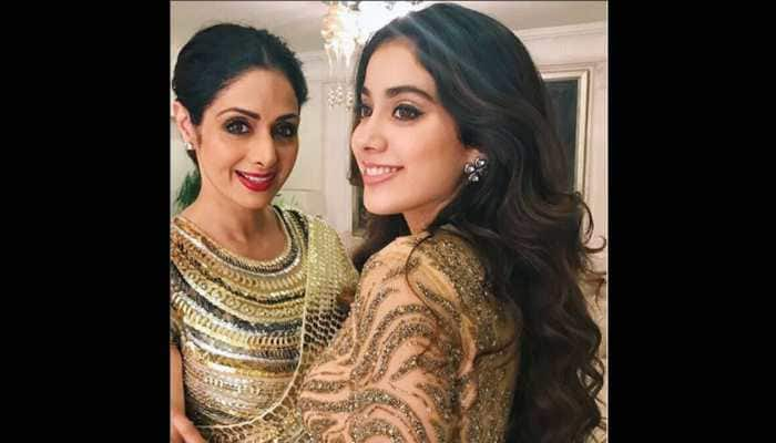 Janhvi Kapoor—A perfect reflection of mother Sridevi
