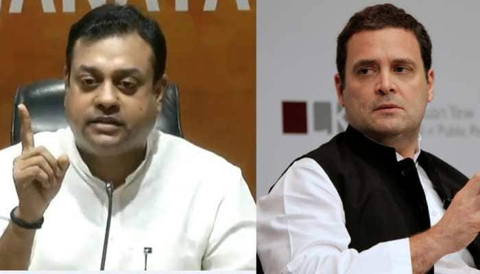 You are Rahul Gandhi not 'Chinese' Gandhi: Patra questions Congress chief's Kailash Mansarovar trip