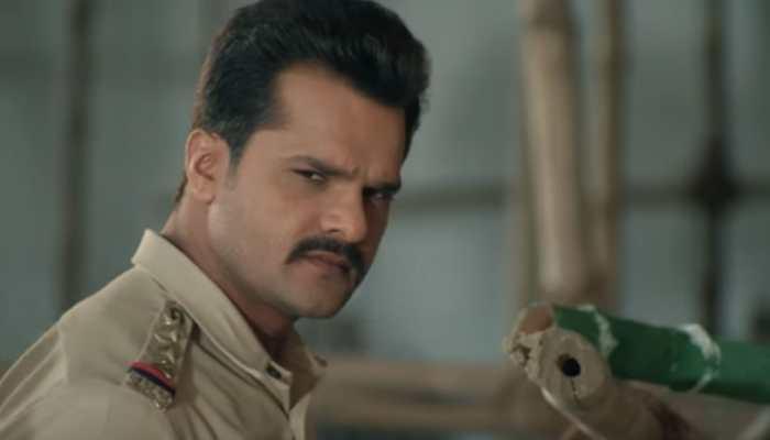 Khesari Lal Yadav's action-packed Dabang Sarkar trailer out- Watch