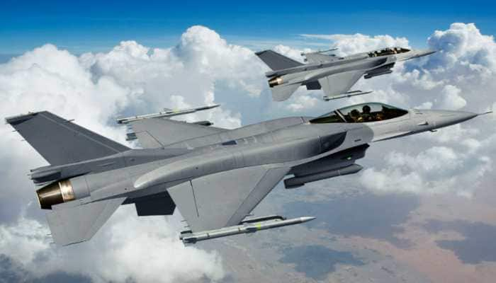 Make in India: Lockheed Martin to produce F-16 fighter jet wings in India