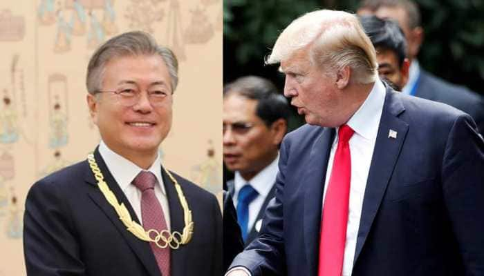 Donald Trump, Moon Jae-in to meet at UN General Assembly: White House