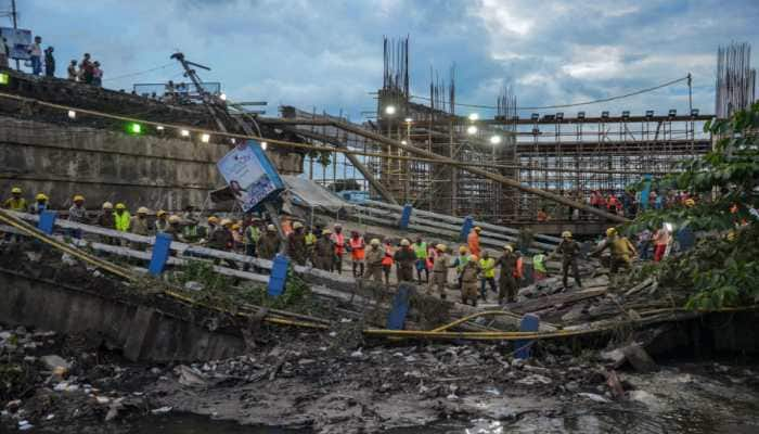 Kolkata bridge collapse: Death toll climbs to 3 as CM Mamata Banerjee calls emergency meeting