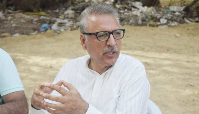 Arif Alvi sworn in as new President of Pakistan
