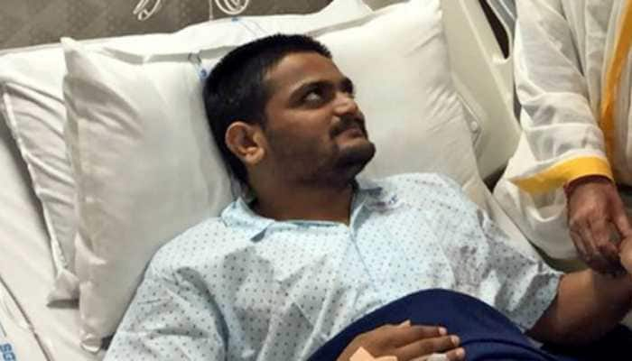 Hardik Patel discharged from hospital, continues his indefinite fast
