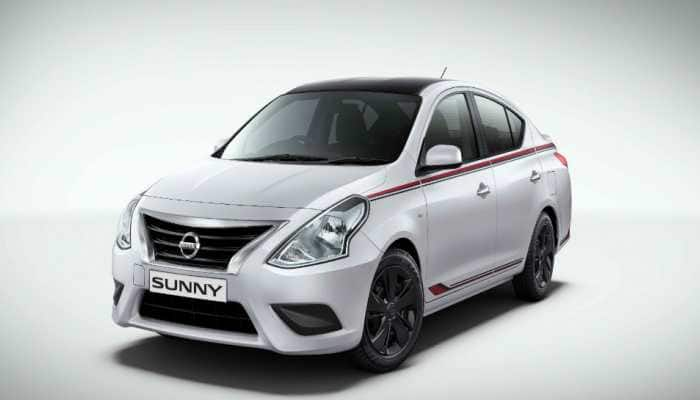 Nissan launches Limited Edition Sunny in bid to woo customers