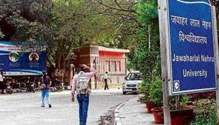 No short dresses, non-veg: Purported ABVP posters crop up in JNU