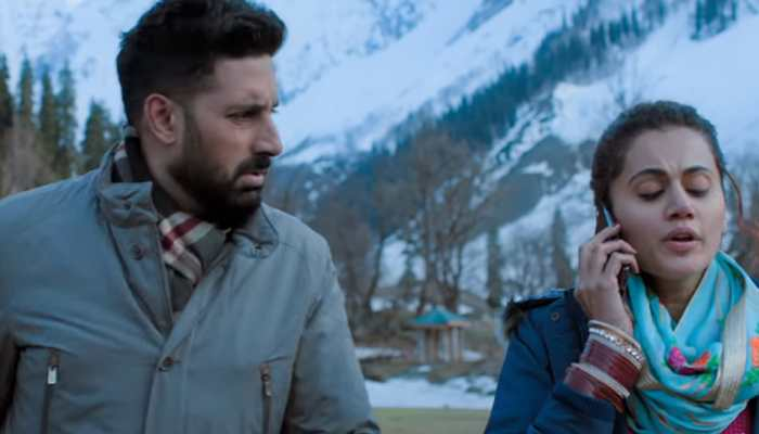 Manmarziyaan day 1 collections: Abhishek Bachchan, Taapsee Pannu and Vicky Kaushal starrer gets a slow start at Box Office