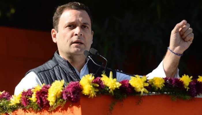 Rahul to kickstart Congress campaign with roadshow in poll-bound MP