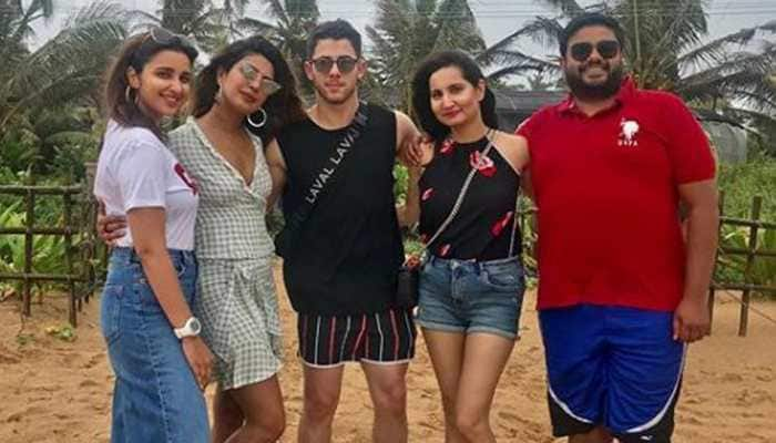 Parineeti Chopra wish for brother-in-law Nick Jonas is too cute to miss-See inside