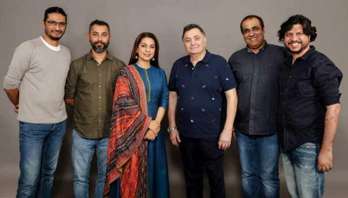 Rishi Kapoor, Juhi Chawla to join forces for family comedy