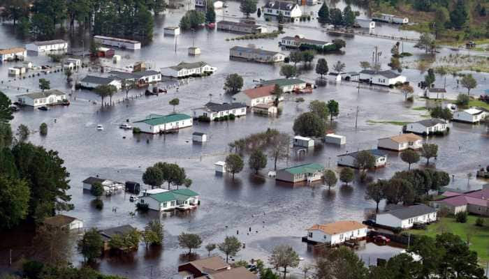 Florence's drenching rains kill 23 in the Carolinas; thousands displaced