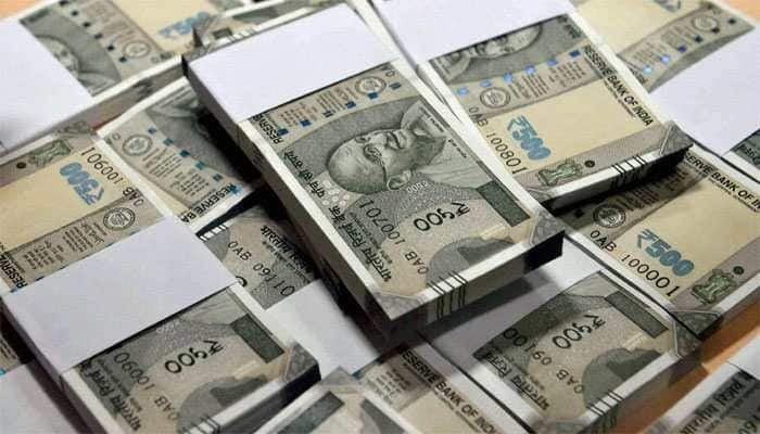 Rupee opens at 72.65 against dollar