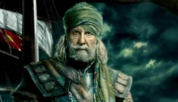 Thugs of Hindostan: Aamir Khan unveils Amitabh Bachchan's first look