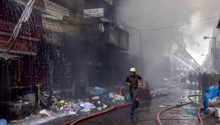 It took over 48 hours to control Kolkata's Bagree Market fire