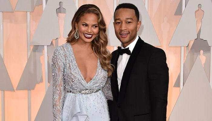 Chrissy Teigen hits back after being asked if she's pregnant again