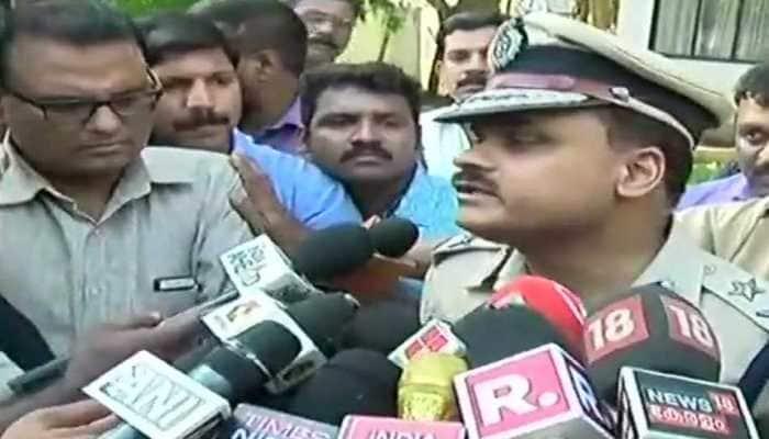 Kerala nun rape case: Accused Jalandhar Bishop Franco Mulakkal arrives for questioning at Crime Branch office
