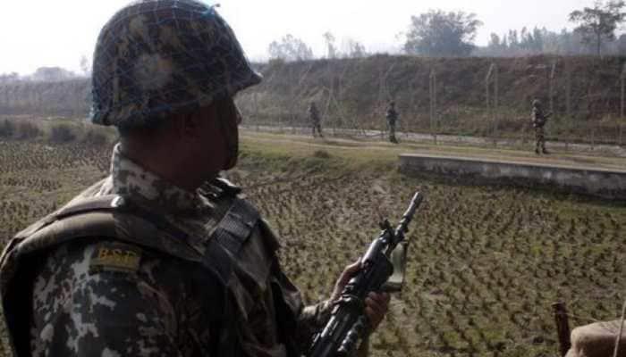 BSF jawan hacked to death by Pakistani forces along International Border near Jammu