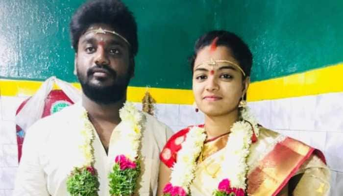 Newly-wedded couple stabbed by girl's father in Hyderabad