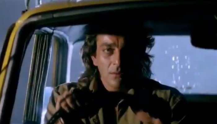 Sanjay Dutt thanks Mahesh Bhatt for Sadak