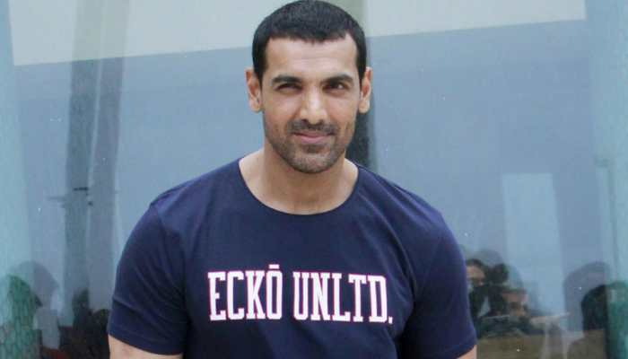 John Abraham unveils the first look poster of his upcoming film - See pic