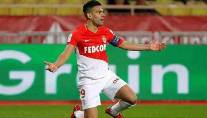 Falcao on target as Monaco and Nimes draw 1-1