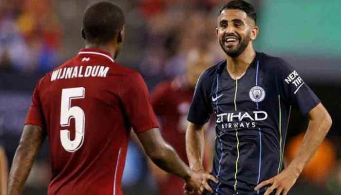 EPL: Mahrez goals seamless part of the Manchester City jigsaw