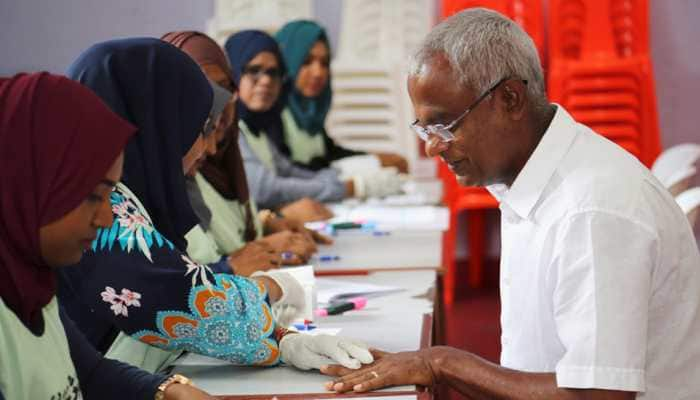 Provincial results of Maldives elections show Ibrahim Mohamed Solih as winner
