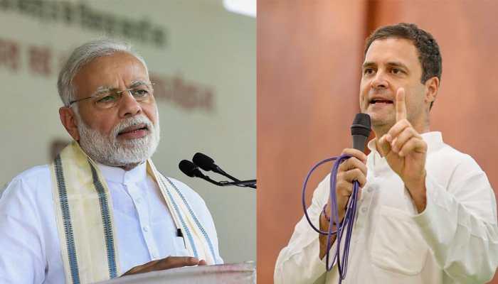 India's Commander in Thief: Rahul Gandhi attacks PM Modi