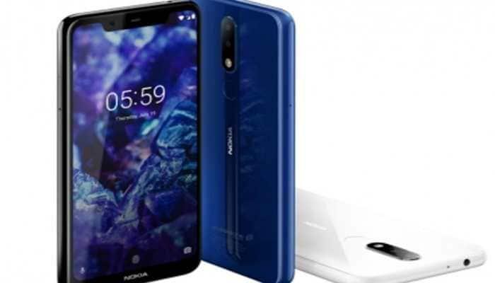 Nokia 5.1 Plus smartphone now in India