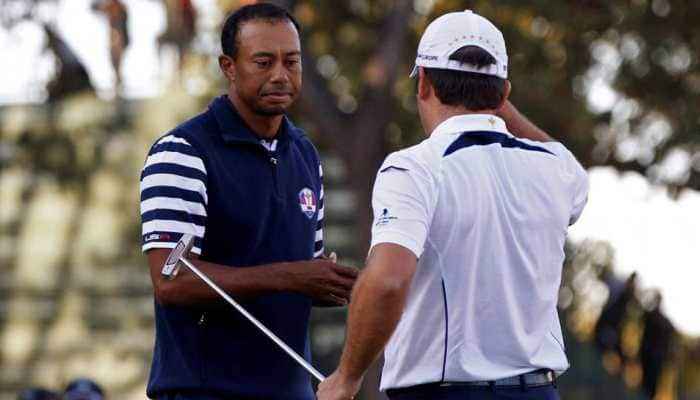 Golf: Tiger Woods is back on the prowl with Ryder Cup in his sights