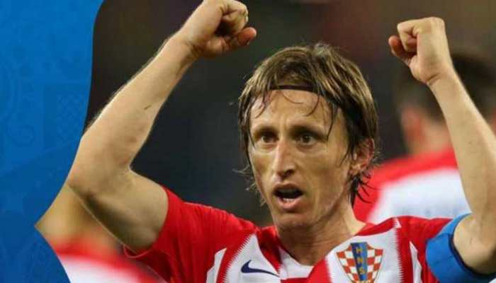 Luka Modric, Marta win Best FIFA player 2018 awards