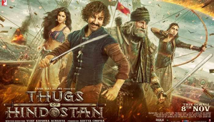 Aamir Khan and Amitabh Bachchan's 'Thugs Of Hindostan' to be dubbed in Tamil, Telugu