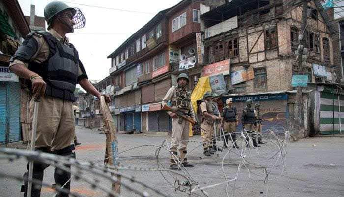 J&K police, CRPF review security preparedness for panchayat, urban local bodies polls