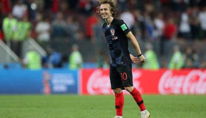 Football: Real Madrid midfielder Luka Modric still working towards peak fitness after draining season