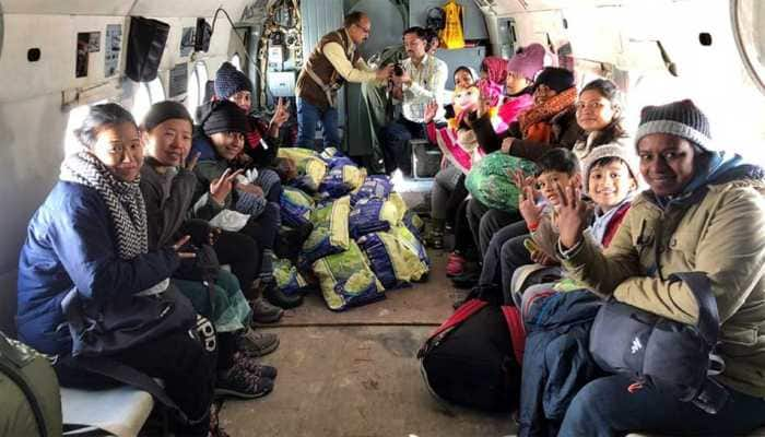 Rescue operations hampered in Himachal Pradesh due to heavy rain, snowfall