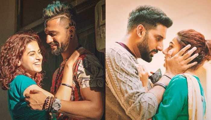 Manmarziyaan collections: Abhishek Bachchan, Taapsee Pannu and Vicky Kaushal starrer witnesses a decline at Box office