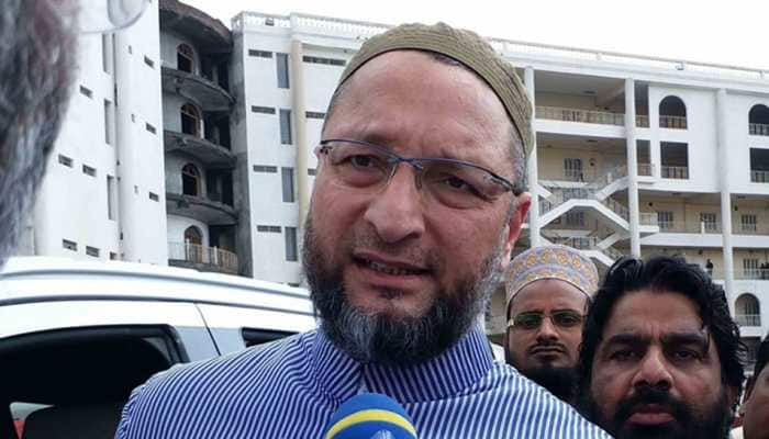Owaisi accuses Centre of violating fundamental rights of Muslims over Triple Talaq Ordinance