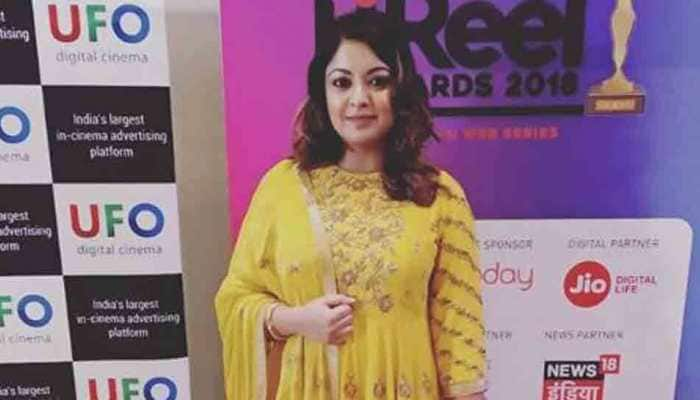 Tanushree Dutta says she hasn't yet received any legal notice from Nana Patekar