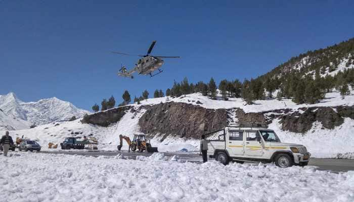 Himachal rescue operation ends after 5 days, 252 people airlifted by IAF