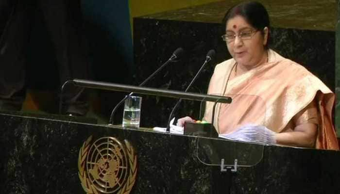 Sushma Swaraj attacks Pakistan for supporting terror: Here's the full text of EAM's UNGA speech
