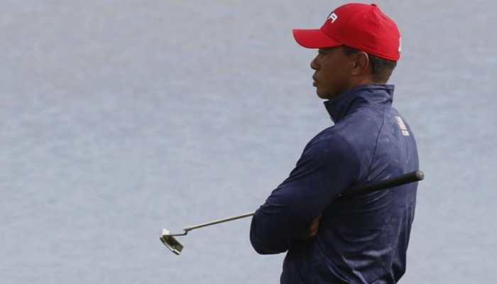 Golf: Weary Tiger Woods sleepwalks his way to 4 Ryder Cup losses