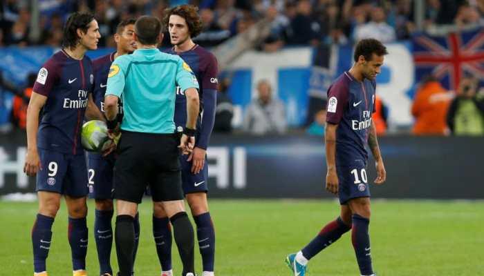 Ligue-1: Lille overcome Marseille 3-0, PSG win 8th straight match