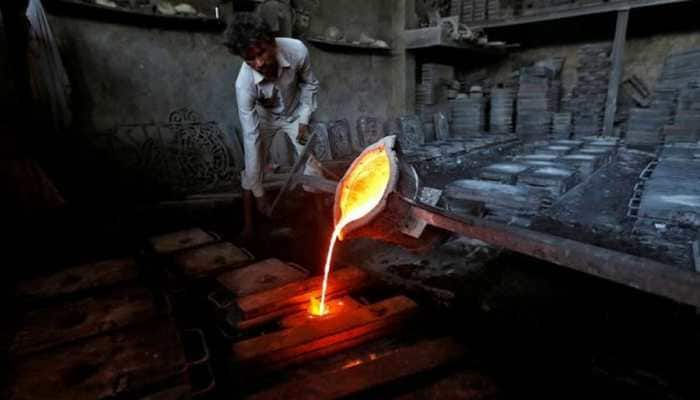 Eight core sectors growth slows down to 4.2% in August