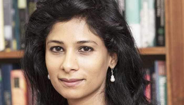IMF appoints Harvard's Gita Gopinath as chief economist