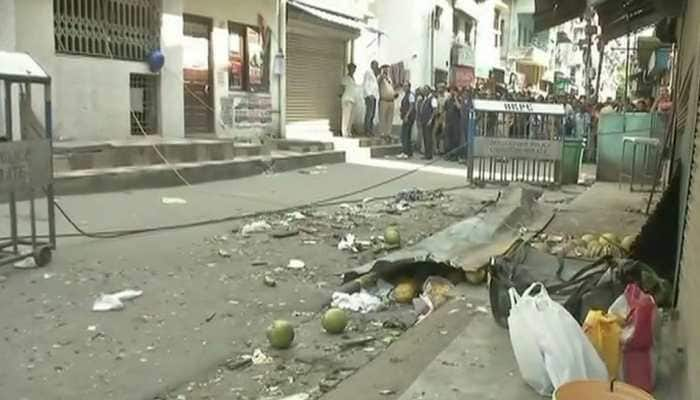 TMC blames RSS for Kolkata Nagerbazar blast, BJP hits back