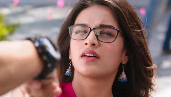 Nidhhi Agarwal to play a non-glamorous role in Savyasachi