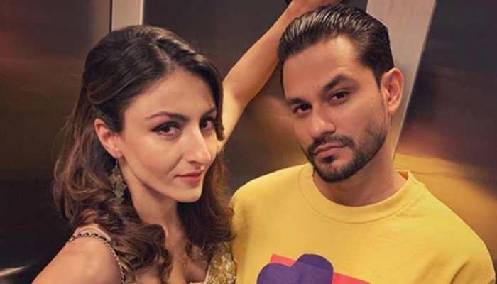 Soha Ali Khan-Kunal Kemmu's lovey-dovey pics will give you major couple goals!